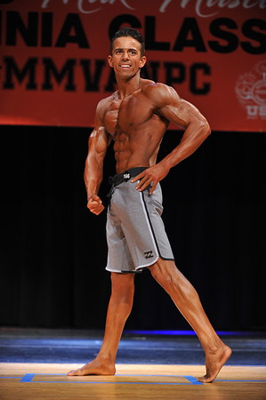 Men's Physique Open B