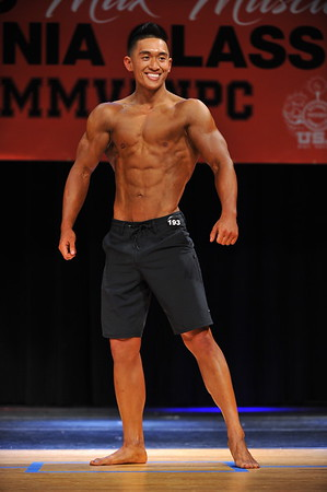 Men's Physique Open C