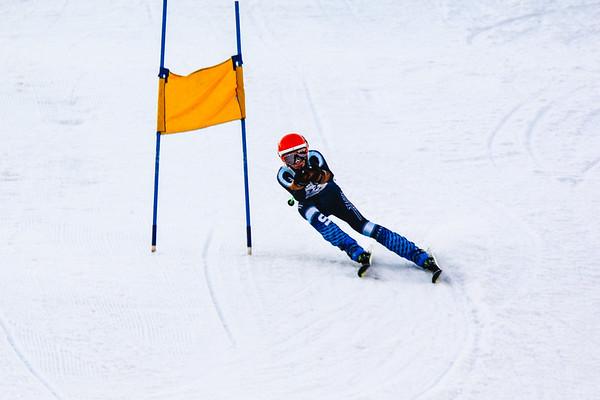 2017 Staples Boys' Ski Team