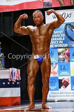 Novice Men's Bodybuilding Prejudging