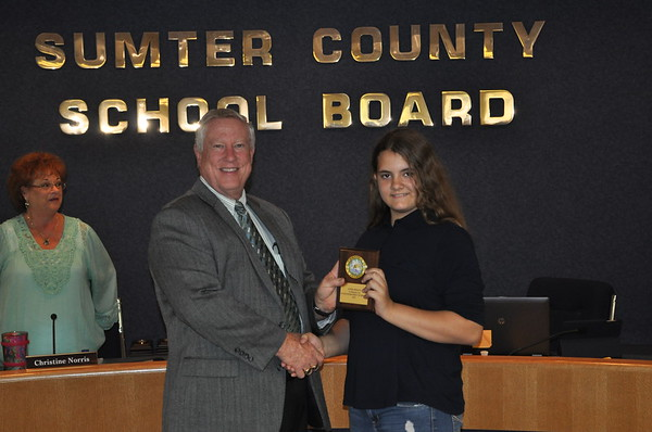2017 Student Recognition May
