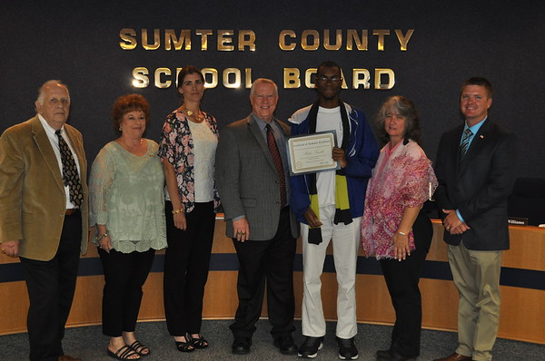 2017 - Student Recognition