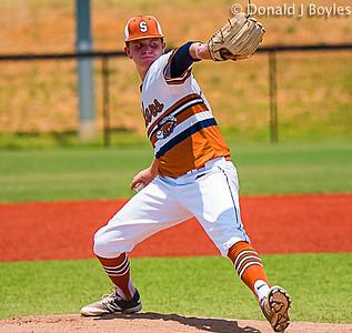 South Texas Slider and Twelve Baseball