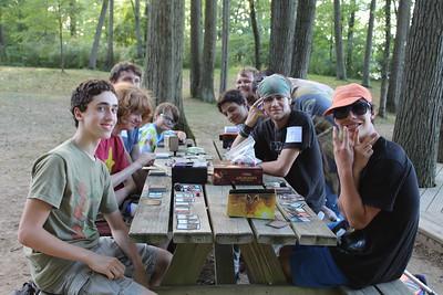 Overnight Camp - Session 6