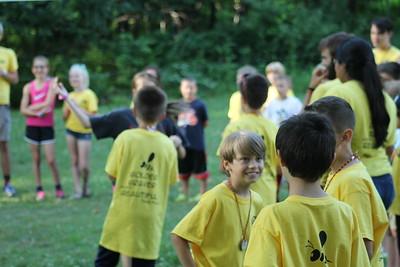 Traditional 1, 2, & Mini Camp