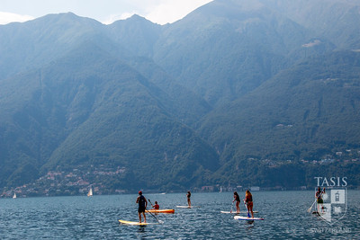 Water Sports on Lago Maggiore