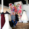 Bliss Bridal and the Handley Urban Village.