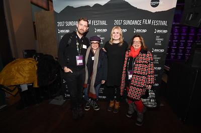 2017 Sundance Composer-Filmmaker Reception - ASCAP
