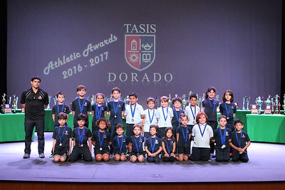 2017 TASIS Dorado Athletics Awards - PK to 3rd Grade