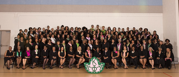 Alpha Kappa Alpha Sorority, Inc. Theta Omega Omega Chapter