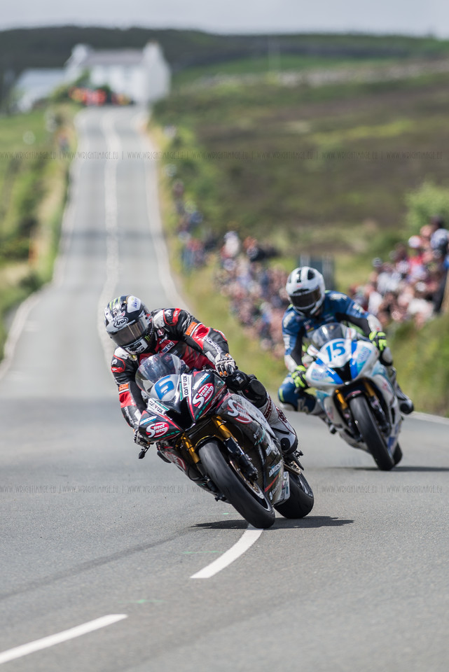 Michael Dunlop and Williams C1_