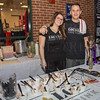 Lindsay Heibert and Jonathan Pauly of Cafe Lou Lou.