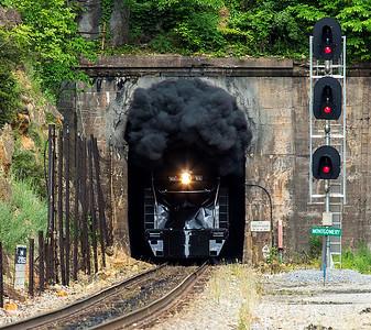 Montgomery Tunnel, VA