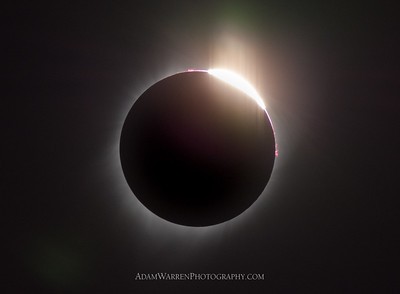 Aug 2017 Solar Eclipse