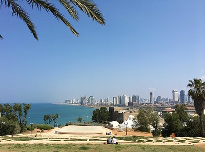 03-joppa looking at tel aviv