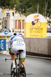 Laurent Pichon  Photos from Stage 20 of the 2017 Tour de France (Marseille TT). Taken near the Marseille Velodrome. I love the time trial, so I went a little bonkers with this stage.  Nikon D500 Tamron SP 70-200mm f/2.8 Di VC