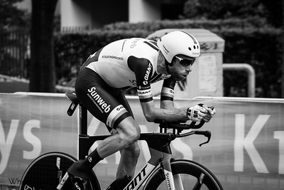 Laurens ten Dam, one of my favorite riders.  Photos from Stage 20 of the 2017 Tour de France (Marseille TT). Taken near the Marseille Velodrome. I love the time trial, so I went a little bonkers with this stage.  Nikon D500 Tamron SP 70-200mm f/2.8 Di VC
