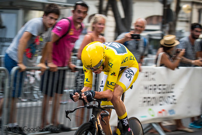 Chris Froome  Photos from Stage 20 of the 2017 Tour de France (Marseille TT). Taken near the Marseille Velodrome. I love the time trial, so I went a little bonkers with this stage.  Nikon D500 Tamron SP 70-200mm f/2.8 Di VC