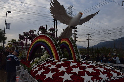 2017 Tournament of Roses Parade Floats