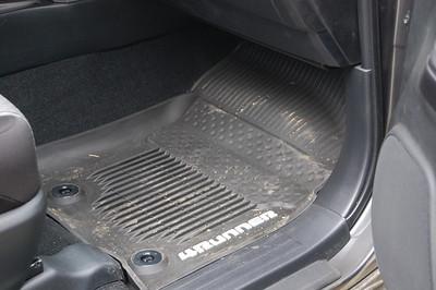 2017 4Runner: all weather floor mats