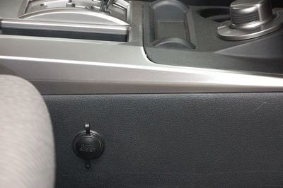 2017 4Runner: Radio Shack / Enercell 12VDC outlet, wired to constant power