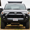 2017 4Runner: RockyMounts 14'er roof basket, RCI aluminum skid plate<br /> <br /> Basket was later replaced with a Yakima Loadwarrior w/ extension