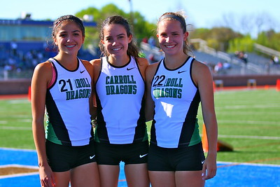 Jesuit Sheaner Relays March 25 2017