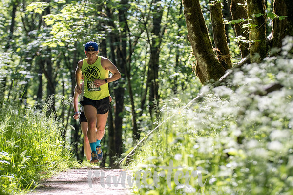 2017 Trail Factor Half Marathon