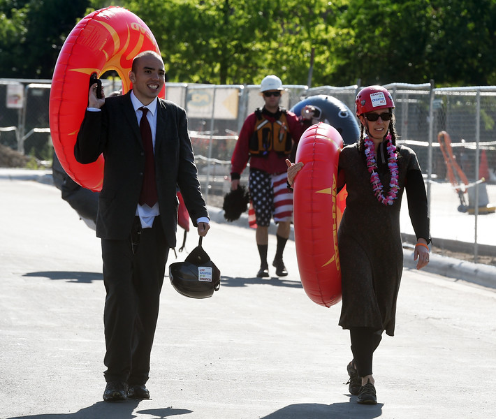 10th Annual Tube to Work Day