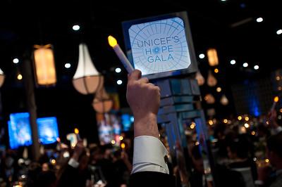 2017 UNICEF's Hope Gala