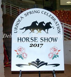2017 URHOEA Spring Show April 14-15   White Pine TN