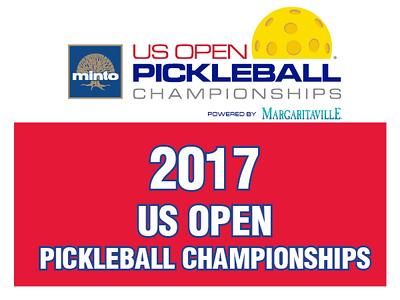 2017 US Open Pickleball Championships