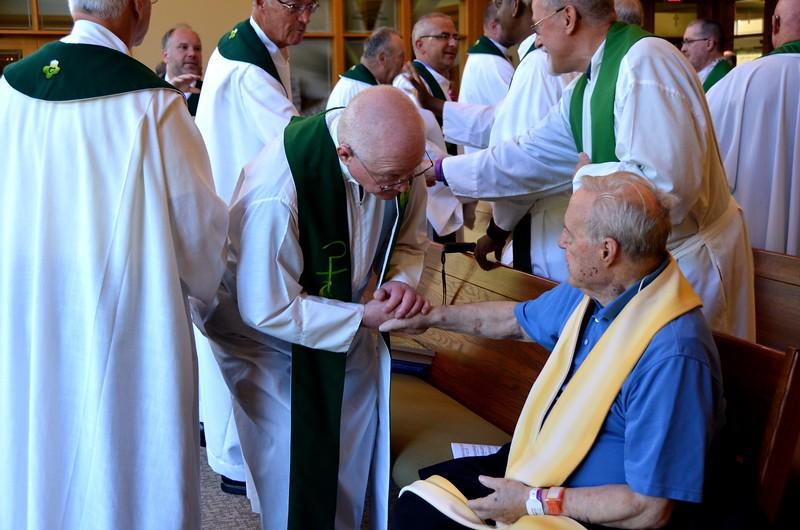 Fr. Bernie and Fr. Charlie