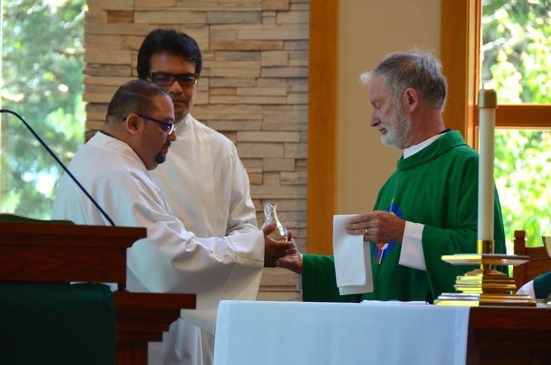 Preparing for Eucharist