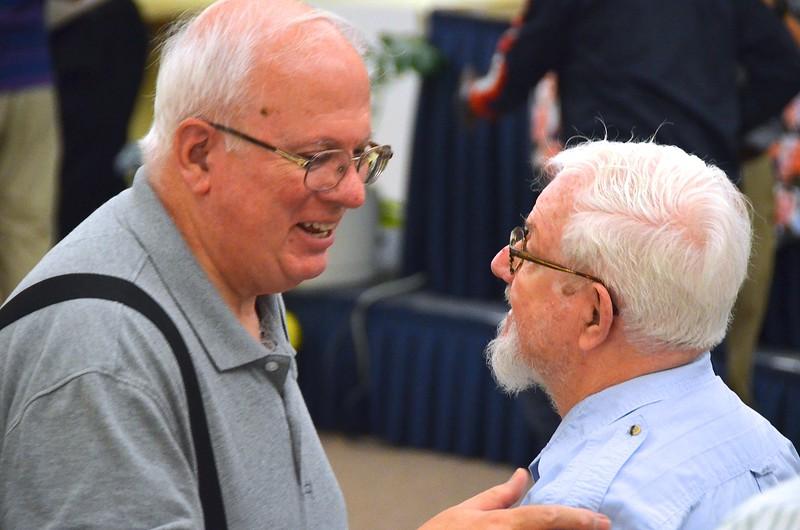 Fr. Joe and Fr. Paul