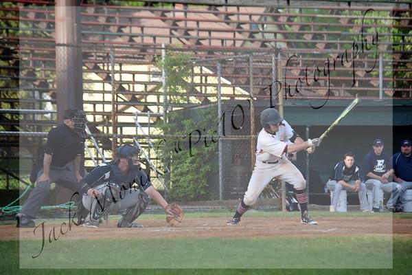 -2017 USCAA Baseball Cleary v Bluefield