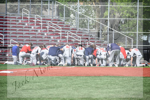 2018 USCAA BASEBALL CLEARY VS APPRENTICE