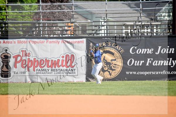 2017 USCAA Baseball PSU Dubois v St Joseph's