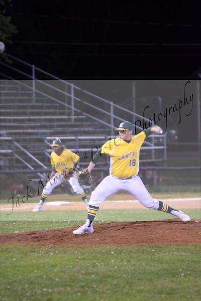 2017 USCAA Baseball Marygrove v Wright State