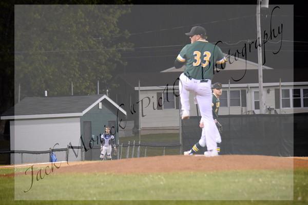 2017 USCAA Baseball PSU Dubois v Wright