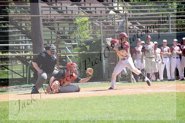 2017 USCAA Baseball Clermont v Apprentice