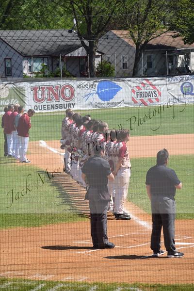 -2017 USCAA Baseball ST Joseph's v Appentice