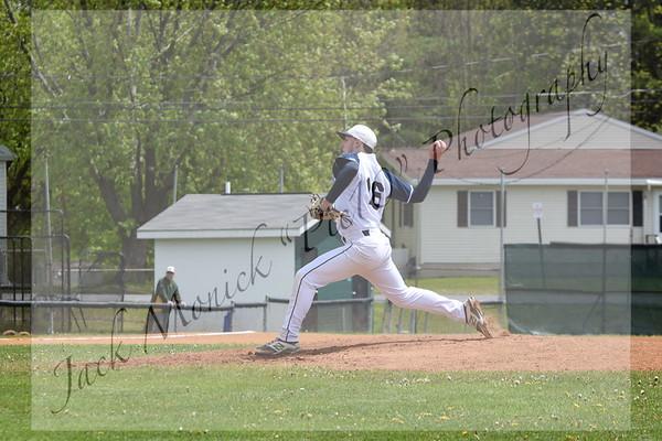 2017 USCAA Baseball Marygrove v PSU Mont Alto