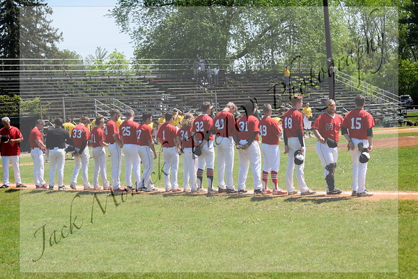 -2017 USCAA Baseball Clermont vs Wright State
