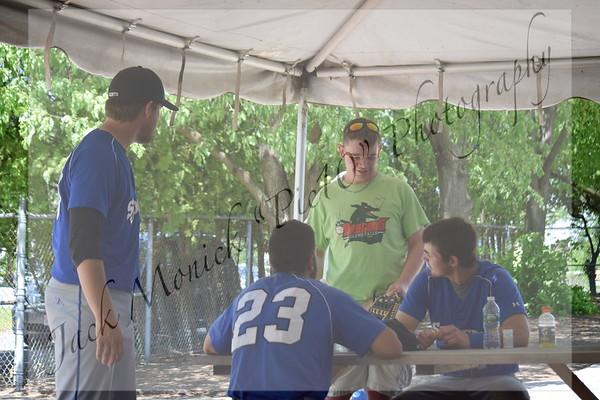 -2017 USCAA Baseball St Joseph's v Apprentice