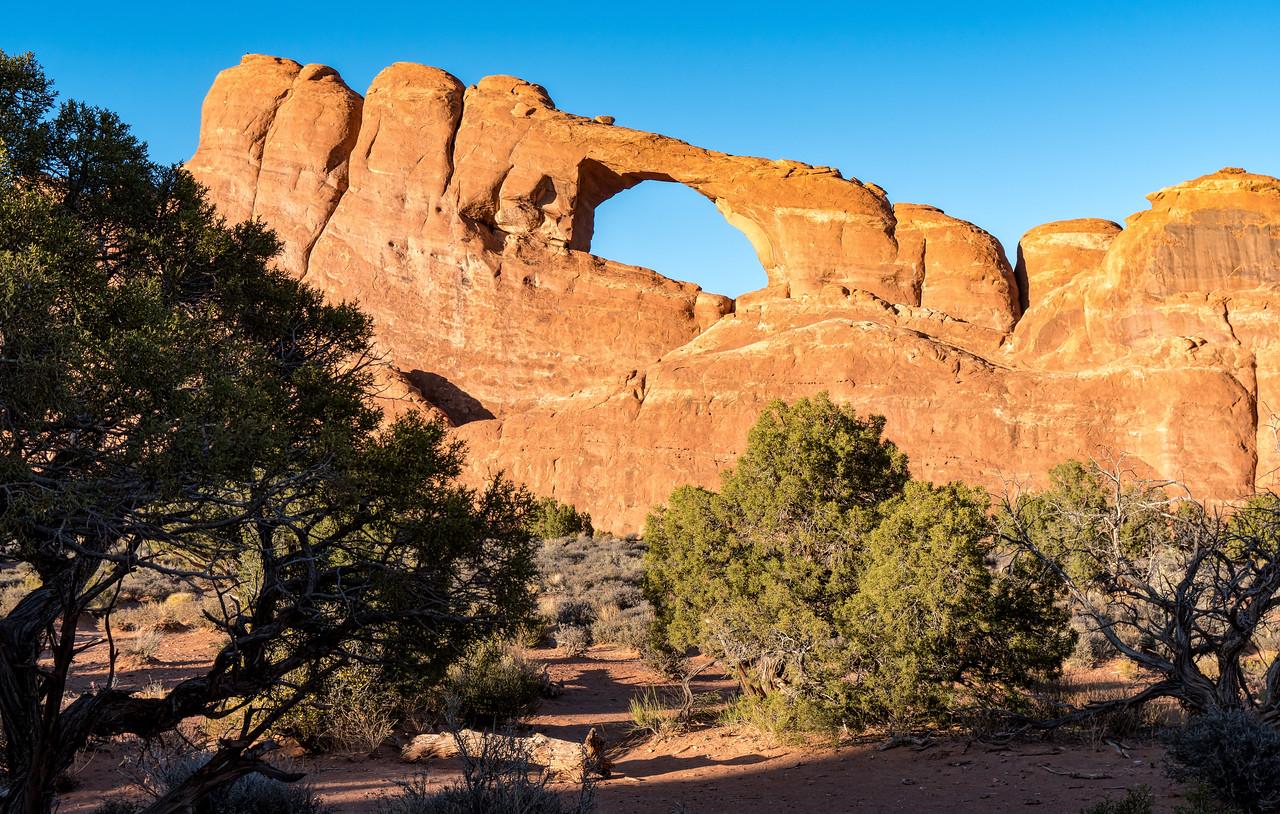 Arches National Park - Skyline Arch