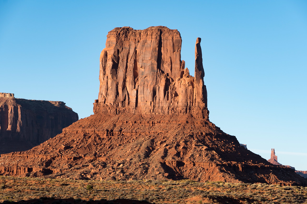 Monument Valley, AZ - East Mitten Butte