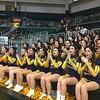 The Varsity Basketball team defeated Columbus 48-42 on January 13, 2017 at the Watsco Center.