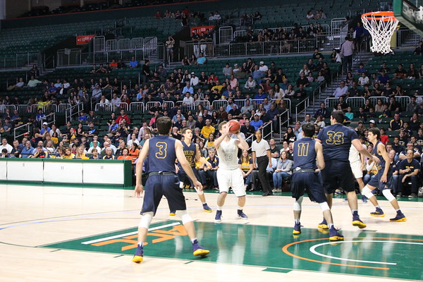 2017 Varsity vs Columbus Basketball Game