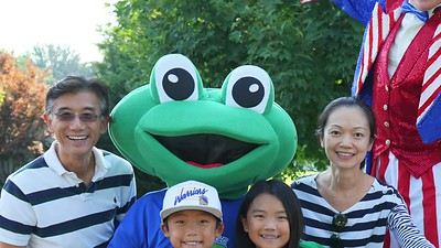 Frogbridge Day Camp Parent BBQ
